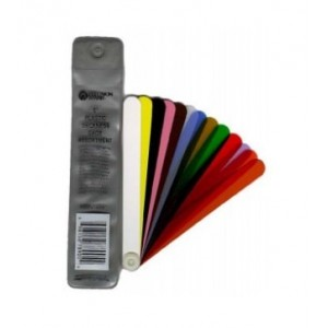 "13 Piece Plastic Thickness Gage Fan Blade Assortment, 1/2"" x 12"" Blades, 78900"