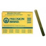 20 Piece Brass Thickness Gage Poc-Kit Assortment 1/2″ x 5″ Blades, 76740