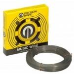 "Music Wire, Diameter .011"" in 1lb Coil, Steel, 21011"