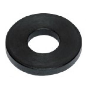 Thick Washer, ID3 x OD8 x t2mm, Steel S45C (Black Oxide), WC0803-2