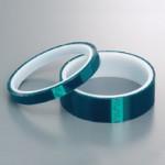 Polyester Tape, W10mm x L66M, Polyester (Green), HRAP10