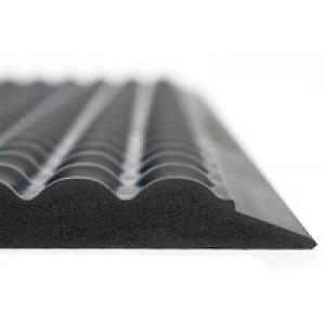 Ergomat Classic Mat, L90 x W60 x T1.5 cm, Polyurethane (Charcoal Grey), ST6090