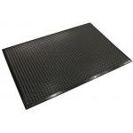 Ergomat Complete Bubble ESD Mat, L90 x W60 x T1.5 cm, Polyurethane (Light Grey), EFB6090