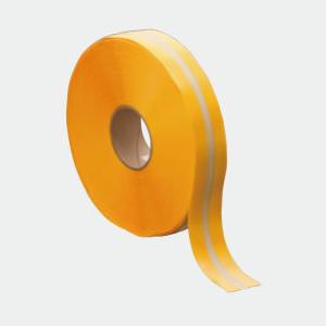 50mm x 10M Floor Marking Tape, Luminous Yellow, PVC with Adhesive, LP410