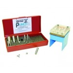 """""""Metric10"""" TruPunch® Punch and Die Set with Stand, 40399"""