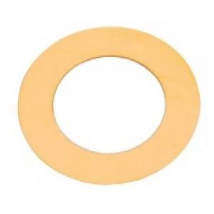 Shim Washer, 0.15 x Ød10 x ØD18mm, Brass (Pack of 10), RB010018015