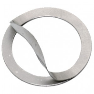 Laminated Shim Ring, 0.50 x Ød35 x ØD42mm, 0.05mm Laminates, SUS304, RS5035042050