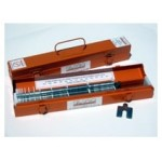 "Size A (2"" x 2"") Efficiency Shim Kit, .001"" to .125"", 260 pcs, SUS304, 30340102502"