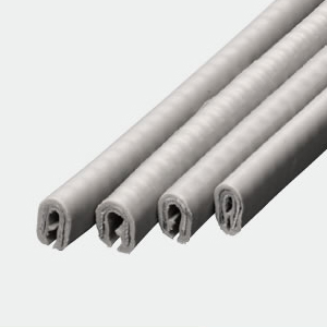 Anti-bacterial Trim For Plate Thickness 0.8mm x 50M, TPE (Grey) TBG080K